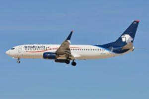 Aeromexico announces nonstop San Jose-Mexico City service for summer 2018 1