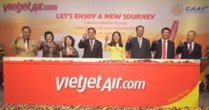 Thai Vietjet receives AOC recertification, launches new route from Bangkok to Dalat 1