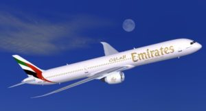 Boeing happy:  Emirates is buying 40 dream-liners B787-10 1