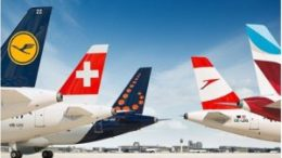 Passenger volume of Lufthansa Group airlines increased by one third in November 49