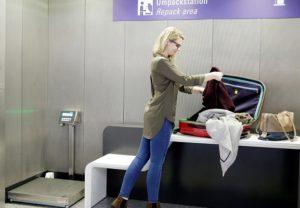 Frankfurt Airport: Pack, Repack, Fly 1