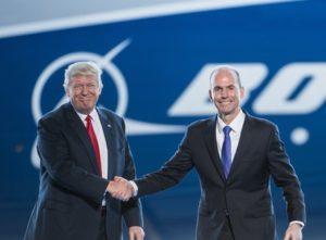 Boeing CEO Muilenburg applauds new tax law 1