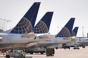 United Airlines reports November 2017 operational performance 1