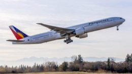 Boeing, Avation PLC deliver Philippine Airlines' 10th 777-300ER 30