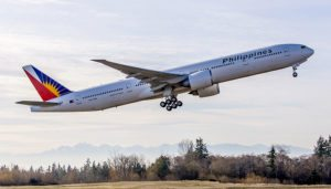 Boeing, Avation PLC deliver Philippine Airlines' 10th 777-300ER 39