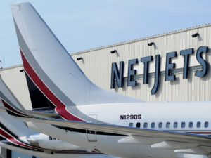 Teamster mechanics ratify agreement with NetJets 40