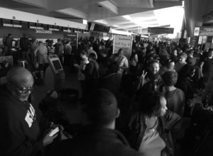 Delta Airlines Nightmare: Evacuation slides the only option to deplane at Atlanta Hartsfield-Jackson International Airport 34