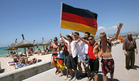 German Tourists not so safe in Turkey, Egypt, Tunisia, the US and Britain 13