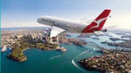 Book WestJet for free flights on Qantas 32