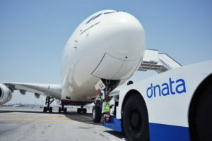 Pushback Tractors Help Travellers Start Their Journey at Dubai Airport 1