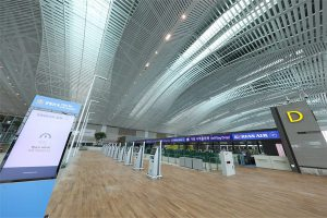 Korean Air relocated to Incheon Airport Terminal 2 9