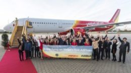 Vietjet welcomes its first A321neo aircraft 23