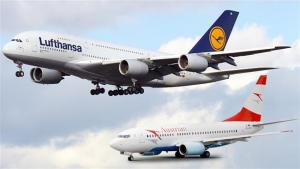 Lufthansa or Austrian Airlines: How to always safe 50 Euro in row 4 when flying economy long haul