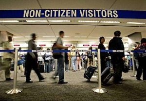 U.S. Customs and Border Protection: Non-US citizen air travel to US up 4%