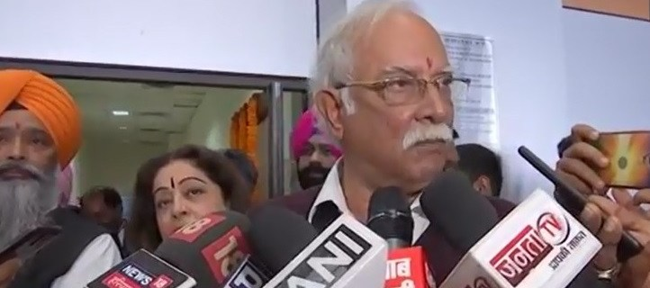 Ashok Gajapathi Raju, India's Civil Aviation Minister