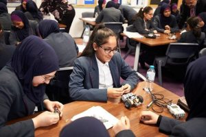 Heathrow joins women power STEM Challenge launch
