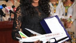Ethiopian Airlines names Olympic Champion, Tirunesh Dibaba, as Brand Ambassador 5