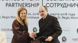 Qatar Airways strengthens ties with Russia through celebration of art 14