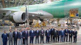 Boeing and Saudi Arabian Military Industries form joint venture partnership 14