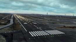 The lights are on: Istanbul New Airport's first runway ready for takeoff and landing 31