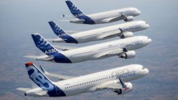 Airbus logs 40 aircraft orders in February 23