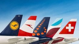 Lufthansa Group airlines: Passenger numbers up 13% in February 2018 4