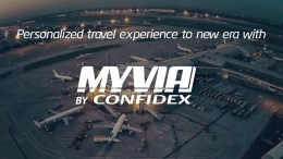 Confidex announces the launch of MYVIA - the platform for airports with passion for customer experience 36