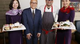 Hong Kong Airlines partners with San Francisco celebrity chef 40