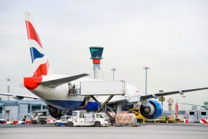 Heathrow's cargo performance takes off in February
