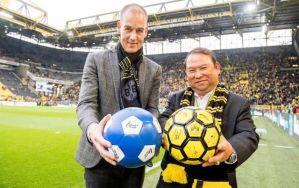 Football and Aviation: Borussia Dortmund loves Bangkok Airways