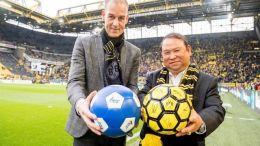 Football and Aviation: Borussia Dortmund loves Bangkok Airways 27