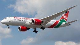 Kenya Airways anxious over opening up of African skies 19