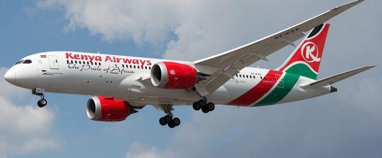 Kenya Airways anxious over opening up of African skies 14
