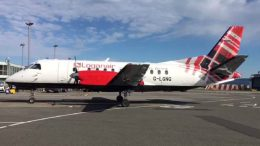 Loganair, Scotland's Airline connecting Carlisle and the Lake District with the South East of England, Northern Ireland and the Republic of Ireland 24
