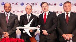 European campaign of Qatar Airways 12