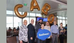 Southwest Airlines now flying internationally from Silicon Valley