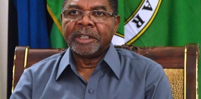 Zanzibar President advocates development of African air transport 13