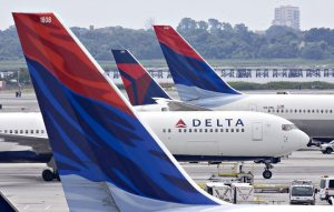 $676 million: Delta Air Lines announces March 2018 quarter profit