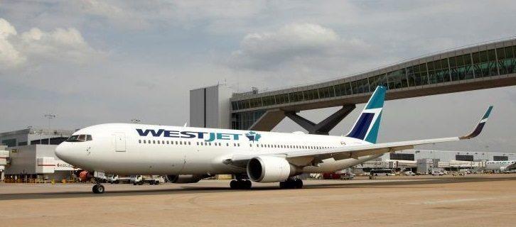 WestJet launches inaugural Halifax- London Gatwick flight 7