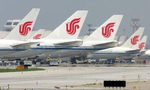Air China on a profit stream