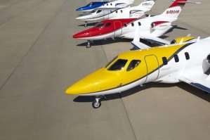 Honda Jet is expanding operation dramatically
