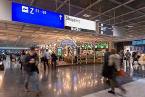 Shopping campaign at Frankfurt Airport to focus on world-famous German and European brands