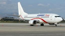 "Cobrex Trans airline chooses Perugia ""San Francesco d'Assisi"" Airport for its operation 16"