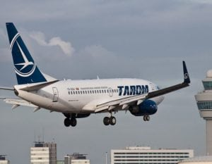 Romanian flag carrier TAROM posts €38 million losses in 2017