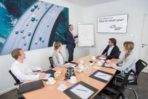 Fraport Conference Center at Frankfurt Airport reopens with new name and fresh look and feel
