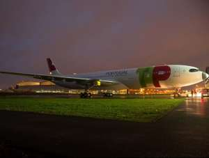 TAP Air Portugal debuts new Airbus A330neo at Atlanta Hartsfield Airport