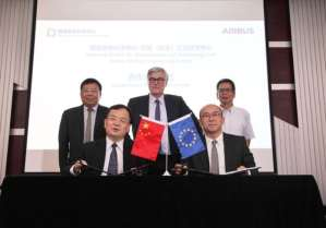 Airbus Technology Research with Chinese partners