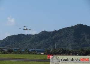 Rarotonga opens instrument airport anding system