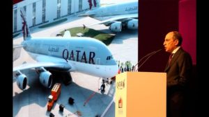 Qatar-Germany Business and Investment Forum and the role of Qatar Airways