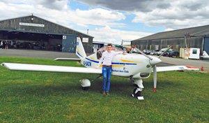 Global pilot shortage: Air BP announces fourth Sterling Pilot scholar